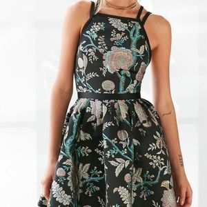 Kimchi Blue Embroidered Dress